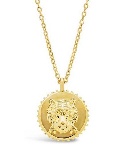 Złoty medalion Sterling Forever