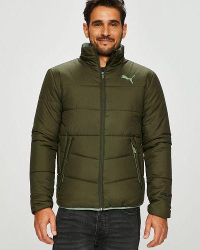 Утепленная куртка стеганая укороченная Puma