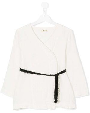 Белая блуза Essence Kids