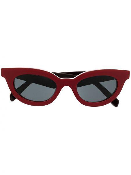 Черные солнцезащитные очки Marni Eyewear