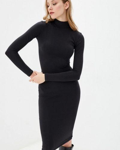 Черное платье-футляр Love's Swimwear