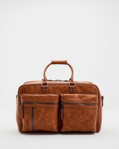 Кожаная сумка дорожная Liu Jo Uomo