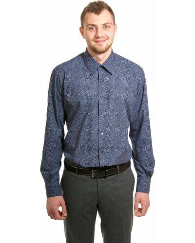 Рубашка синий Lagerfeld