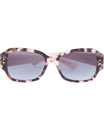 Солнцезащитные очки пластиковые стеклянные Dior (sunglasses) Women