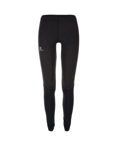 Спортивные брюки с карманами в полоску Salomon