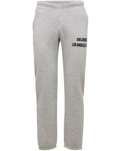 Spodnie dresowe bawełniane Askyurself