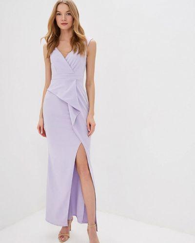 Вечернее платье фиолетовый City Goddess