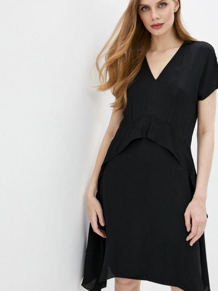 Платье - черное By Malene Birger