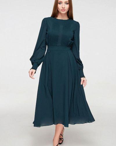 Платье - зеленое Brunello De Neri