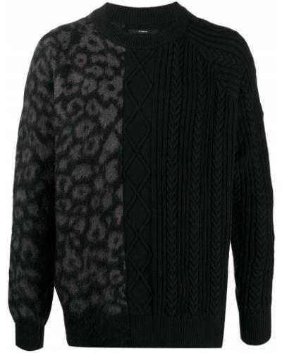 Z rękawami bawełna wełniany czarny zworki Stampd