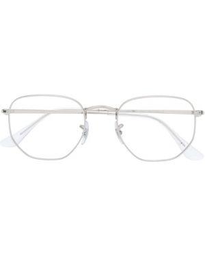 Oprawka do okularów srebrne - khaki Ray-ban