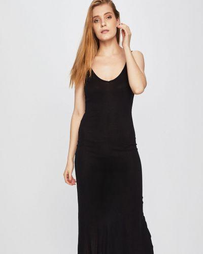 Облегающее платье из вискозы однотонное Answear