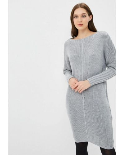 Платье вязаное осеннее Fimfi