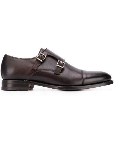 Монки коричневый Berwick Shoes
