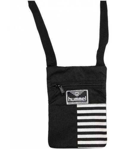 Czarna torebka Hummel
