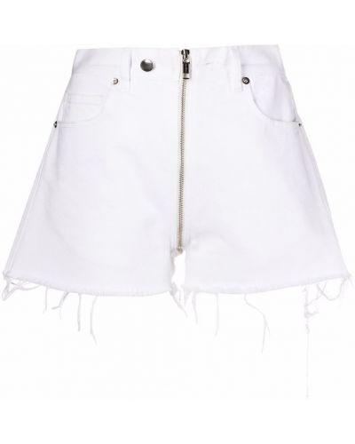 Белые шорты классические Almaz