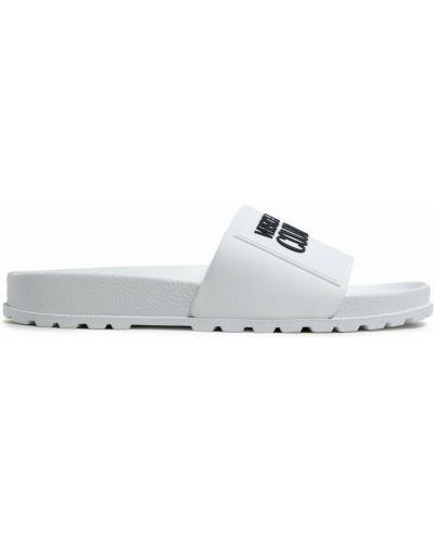 Sandały - białe Versace Jeans Couture