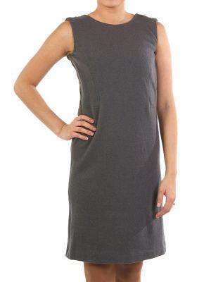 Платье из полиэстера - коричневое Cerruti 18crr81