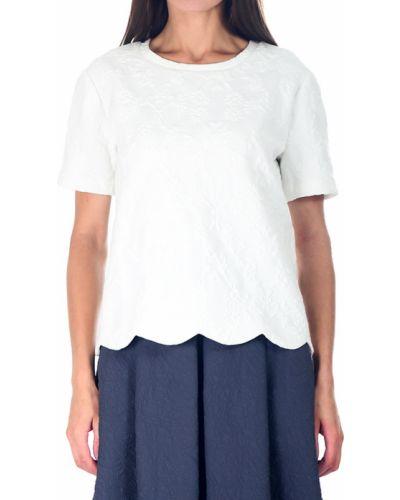 Белая футболка Armani Jeans