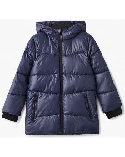 Синяя куртка теплая Modis