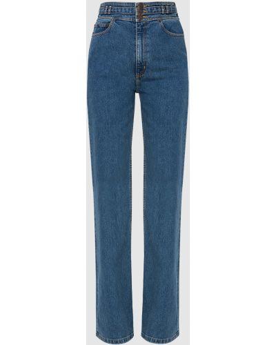 Синие джинсы Marc Jacobs