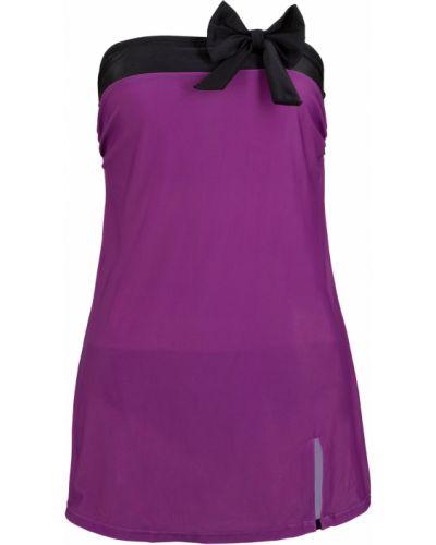 Платье купальное с декольте Bonprix