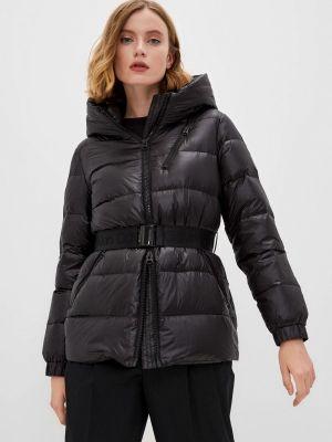 Черная куртка осенняя Calvin Klein