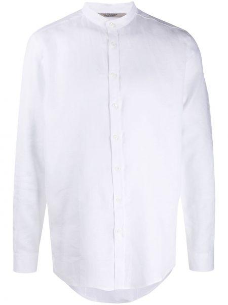 Рубашка с воротником на пуговицах La Fileria For D'aniello