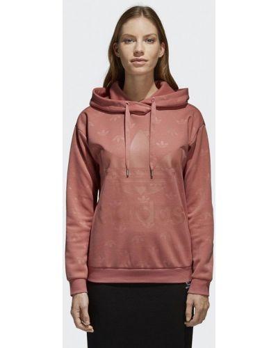 Розовая толстовка Adidas Originals