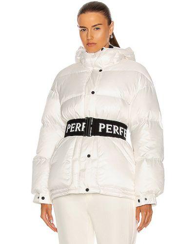 Куртка оверсайз - белая Perfect Moment
