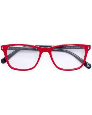 Красные очки Stella Mccartney Kids