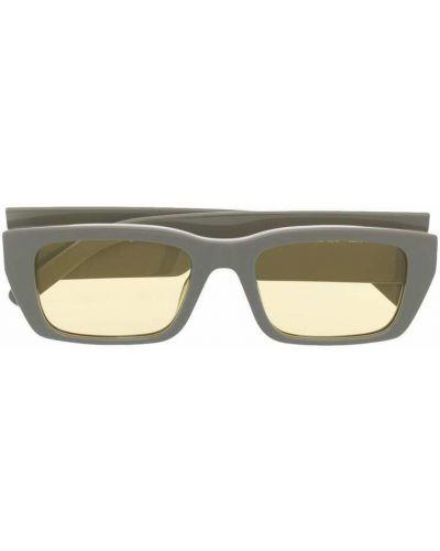 Zielone okulary Palm Angels