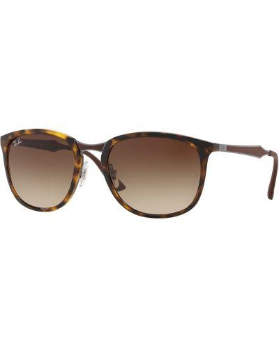 Солнцезащитные очки стеклянные пластиковые Ray-ban