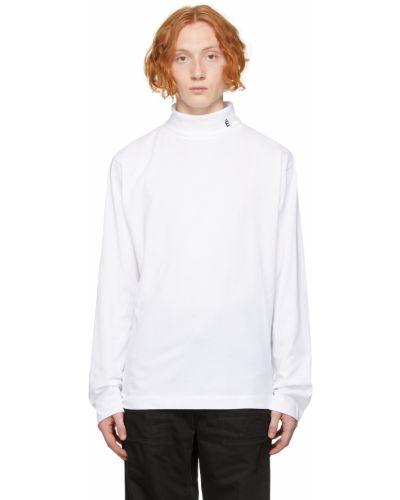 Biały sweter bawełniany Etudes