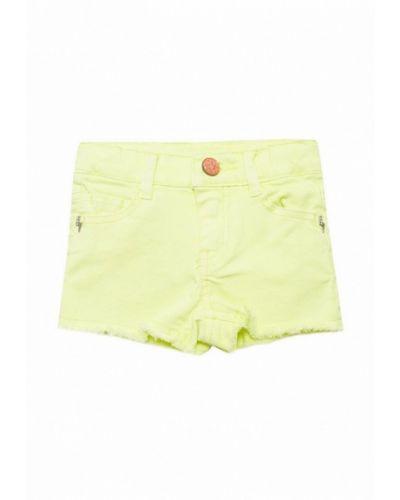 Желтые шорты 3 Pommes
