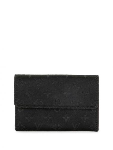 Portfel - czarny Louis Vuitton
