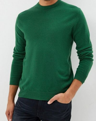 Зеленый джемпер осенний United Colors Of Benetton