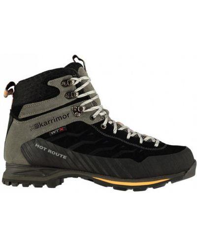 Повседневные ботинки - черные Karrimor