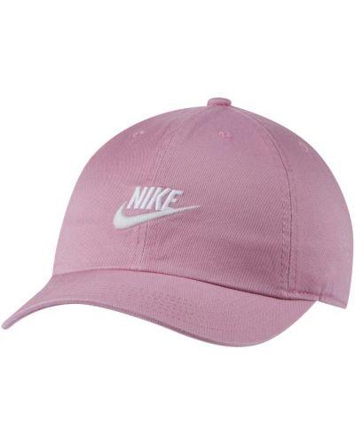 Klasyczna różowa czapka bawełniana Nike