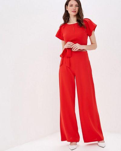 Брючный костюм красный Winzor