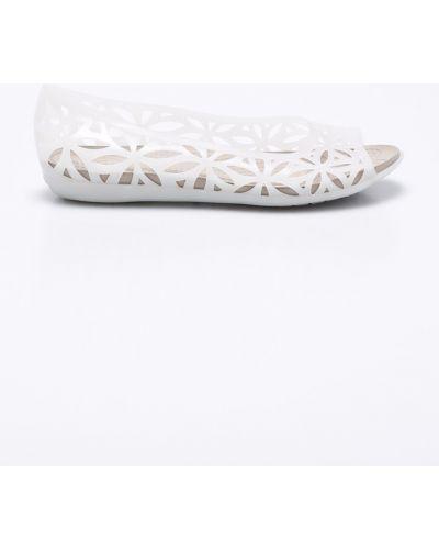 Балетки серые светло-серый Crocs