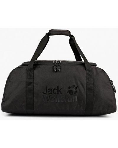 Спортивная сумка текстильная Jack Wolfskin