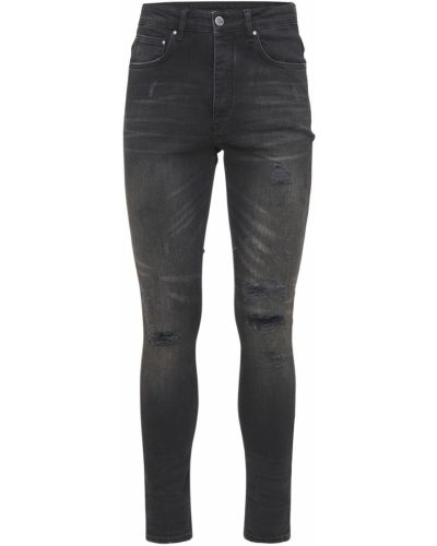 Czarne mom jeans Flaneur Homme