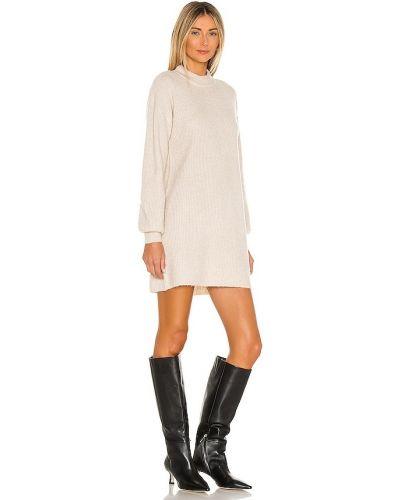 Платье из альпаки - белое Cupcakes And Cashmere