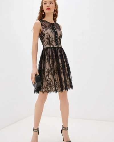 Вечернее платье осеннее Soky & Soka