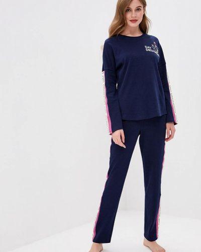 Пижама синий пижамный Tezenis