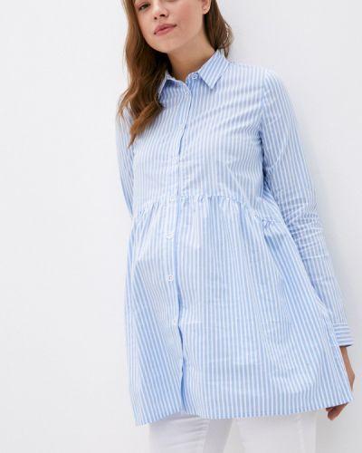 Рубашка - голубая очаровательная адель