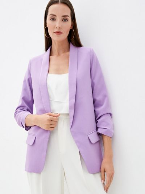 Фиолетовый зимний пиджак Imocean