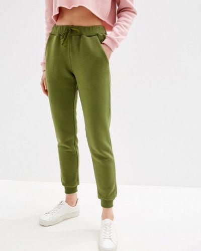Спортивные брюки зеленый хаки Imago