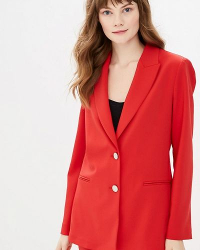 Пиджак красный турецкий Adl